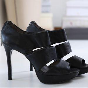 Calvin Klein Remini black heels